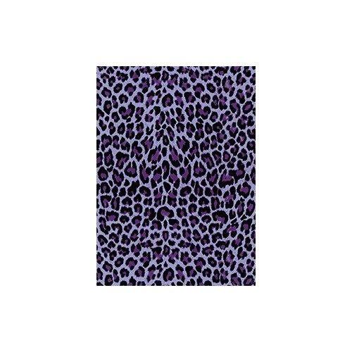 Бумага для декопатча Гепард фиолетовый черная речка бумага для техники decopatch 30 40 горошек клетка коричн