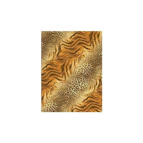 """Бумага для декопатча """"Тигр и леопард"""""""