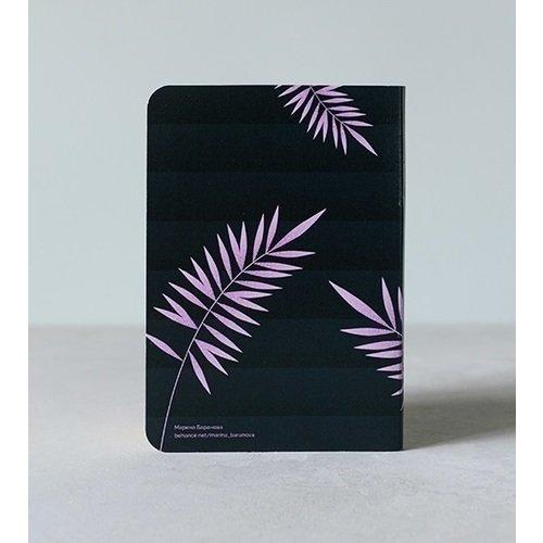 """Блокнот """"Gloomy jungle"""" А6, 40 листов, 9,5 х 13,8 см"""