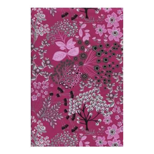 Бумага для декопатча 516 Кустарник на розовом, 30 х 39 см черная речка бумага для техники decopatch 30 40 горошек клетка коричн