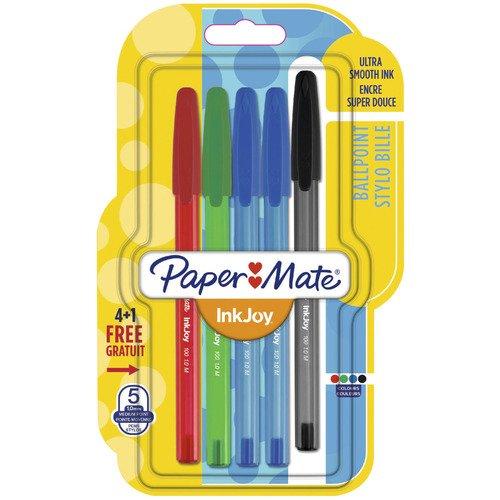Ручка шариковая INK JOY с колпачком цена