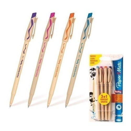 """Ручки шариковые со стираемыми чернилами """"Replay"""", 4 шт."""