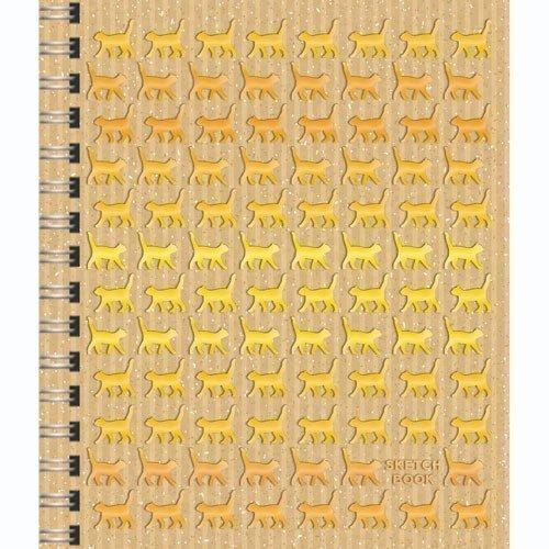"""Скетчбук """"Кошки"""" А6-, 80 листов, 100 г/м2"""