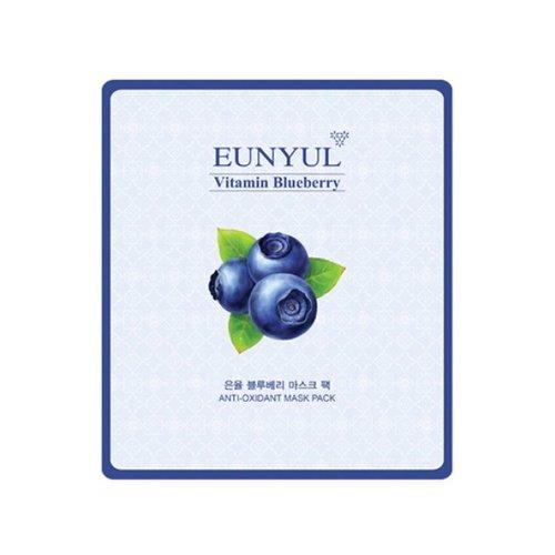 Маска для лица EUNYUL маска косметическая fabrik cosmetology тканевая маска с экстрактом черники fuits 30