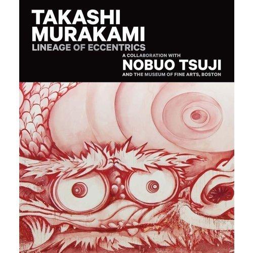 Takashi Murmuseakami: Lineage of Eccentrics takashi murakami the octopus eats its own leg