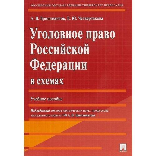 Уголовное право РФ в схемах