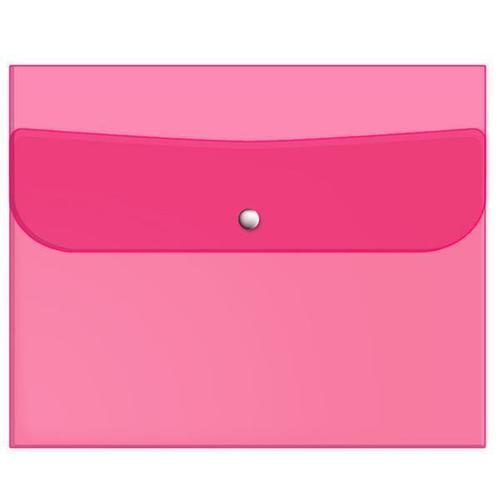 """лучшая цена Папка """"Neon"""" розовая"""