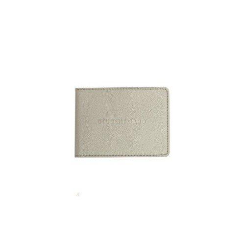 """Обложка для студенческого """"Silver"""", 11,2 х 8,3 см обложка для студенческого билета твой стиль цветы бежевые 2757 т8"""