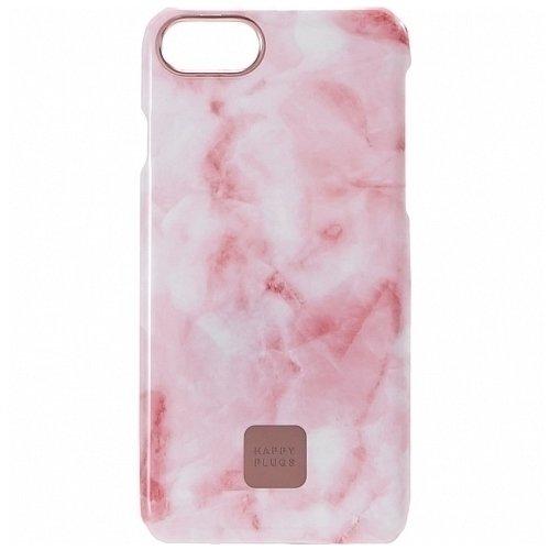 """цена на Защитный чехол для iPhone 7/8 """"Slim case"""" Pink Marble, розовый мрамор"""