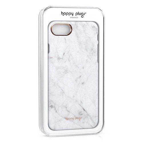 """цена на Защитный чехол для iPhone 7/8 """"Slim case"""" White Marble, белый мрамор"""