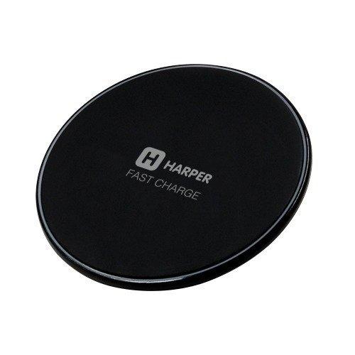 "Беспроводное зарядное устройство ""QCH-300 Black"" harper qi беспроводное зарядное устройство для смартфона harper qch 2070 black"