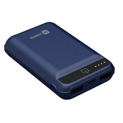 Фото - Внешний аккумулятор PB-2612 blue, 12000 мАч аккумулятор