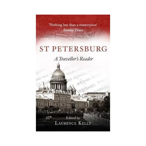 St Petersburg: A Traveller's Reader цена