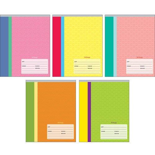 Тетрадь Любимые цвета А5 тетрадь школьная action мелованный картон крупная клетка ф а5 12 л an 1201 6ma