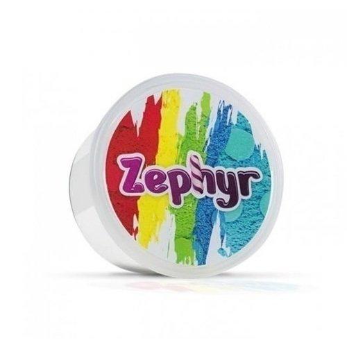 Кинетический пластилин Zephyr белый кинетический песок транспорт 800 г 12180030р