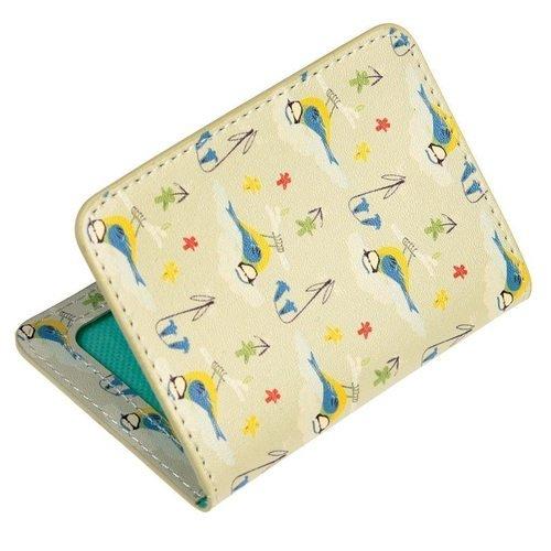 Кардхолдер для путешествий Blue tit подушка для путешествий travel blue tranquility pillow с эффектом памяти цвет фиолетовый 28 х 27 х 12 см