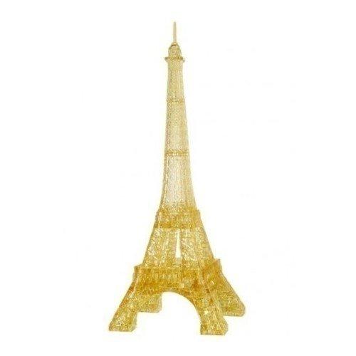 Фото - Кристальный 3D-пазл Эйфелева башня пазл конструктор 3d ice puzzle эйфелева башня