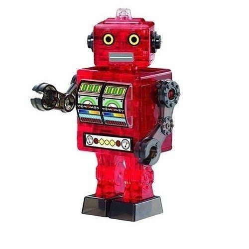 3D-головоломка Робот красный головоломка сердце красное 90012