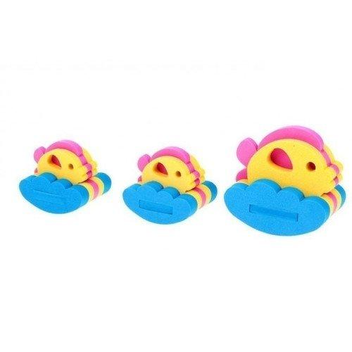 Купить Игрушка-конструктор для купания Семейство рыбок , El Basco, Игрушки для ванной