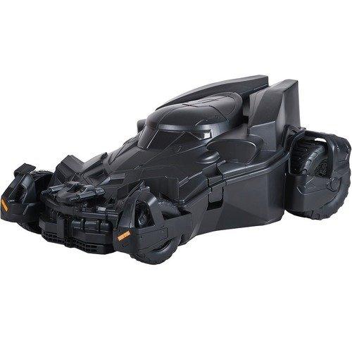 Фото - Детский чемодан Batmobile, черный авто