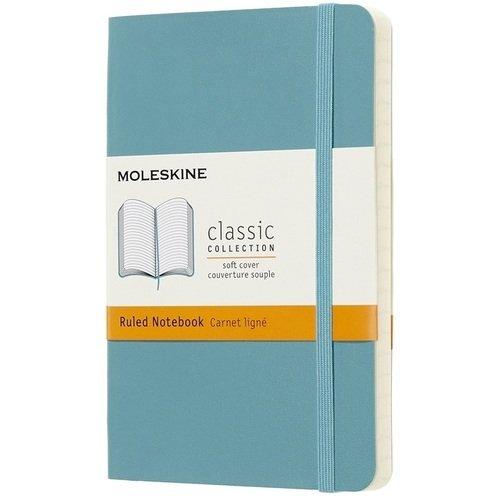 Блокнот Classic Soft Pocket А6, 96 листов, в линейку