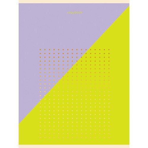 Тетрадь для конспектов Офисный стиль. Игра цвета А4, 96 листов, в клетку тетрадь для конспектов 96 листов а4 офисный стиль яркая геометрия тсф4964230