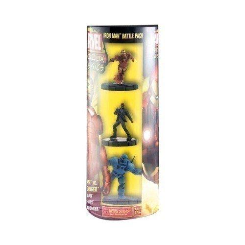 игровые фигурки Фигурка Heroclix Marvel Classics Ironman Vs Iron Monger
