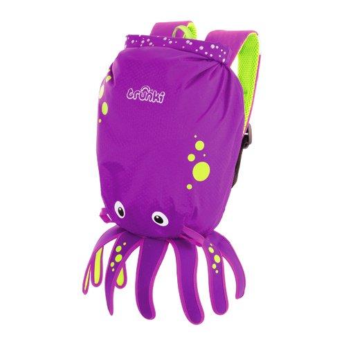 Рюкзак для бассейна и пляжа Осьминог детский рюкзак для бассейна и пляжа trunki осьминог цвет фиолетовый салатовый 7 5 л