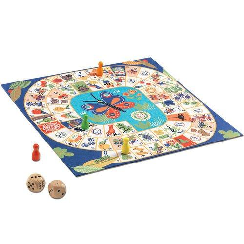 Купить Настольная игра Гусек , Djeco, Игры для детей