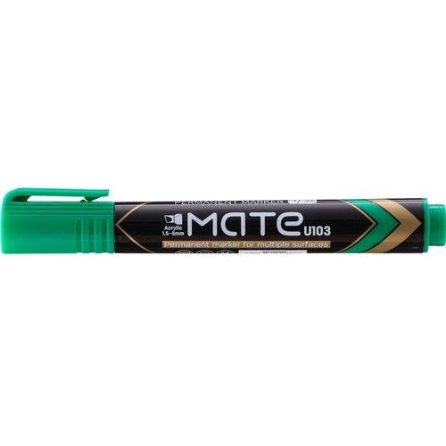 Маркер перманентный Deli Mate маркер deli s556 10