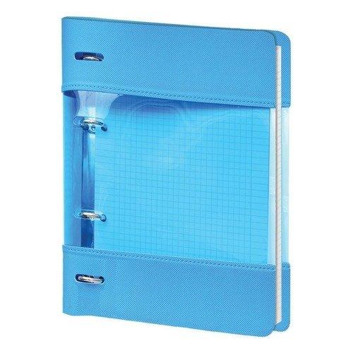 Тетрадь Neon, 120 листов, в клетку, 17,5 х 21,2 см, синяя тетрадь neon 120 листов в клетку 17 5 х 21 2 см зеленая