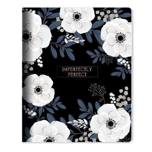 Фото - Тетрадь Bloom, 48 листов, в клетку, 16,5 х 20,3 см тетрадь magic lines пантон 80 листов в клетку
