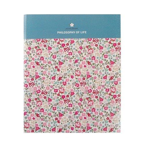 Дневник школьный Floret, 48 листов, 165х200 мм