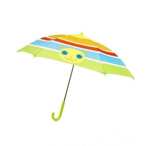 Зонт-трость детский Гусеница paradise зонтик от солнца и дождя (upf50 ) автоматический складной в три раза