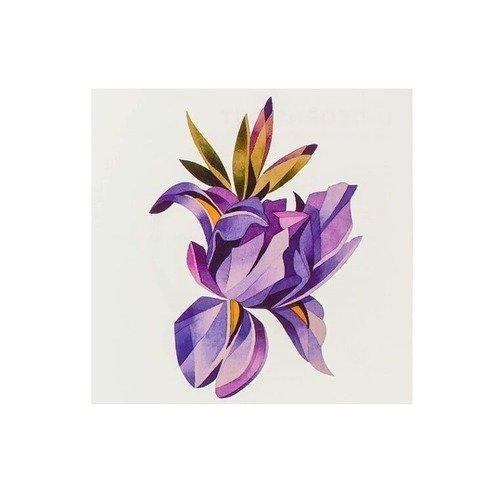 цена на Татуировка переводная Iris