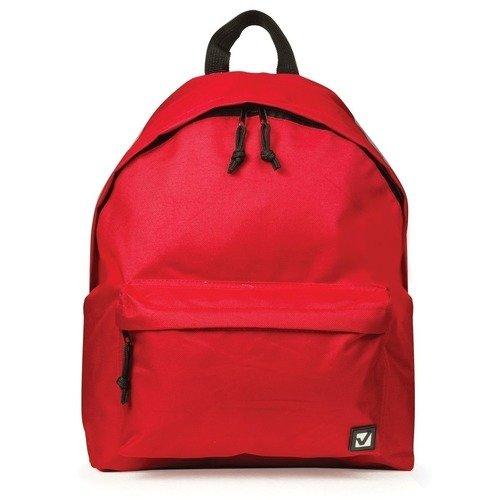 Городской рюкзак, 20 л, 41 х 32 х 14 cм, красный рюкзак городской нейлон power in eavas 9065 blue в киеве