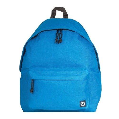 Городской рюкзак, 20 л, 41 х 32 х 14 cм, голубой рюкзак городской нейлон power in eavas 9065 blue в киеве