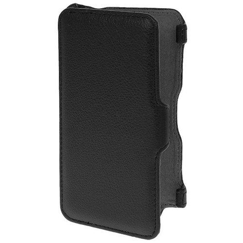 "Чехол-книжка для Samsung Galaxy Note ""Shell"", черный ecostyle shell чехол флип для explay x tremer"