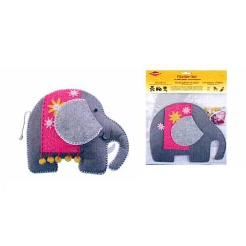 Набор для шитья Слон всё для шитья