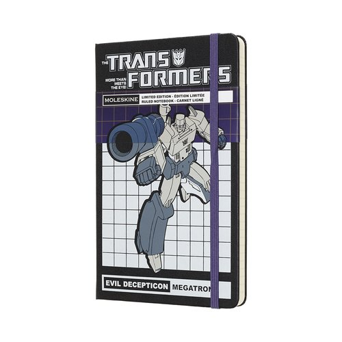 Блокнот Transformers Limited Edition, 120 листов, в линейку цена