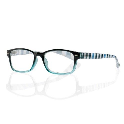 Корригирующие очки для чтения +2,0, с градиентом