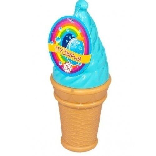 """Мыльные пузыри """"Мороженое"""" sima land мыльные пузыри увлекательные опыты жонглер"""