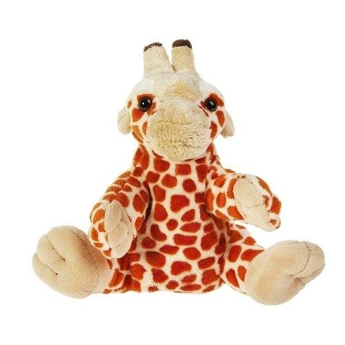 Игрушка на руку Жираф, 27 см игрушка