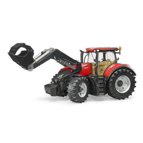 Трактор с погрузчиком Case IH Optum 300 CVX цена