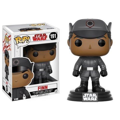 Купить Фигурка POP! E8 TLJ: Finn , 10 см, Funko, Мир героев