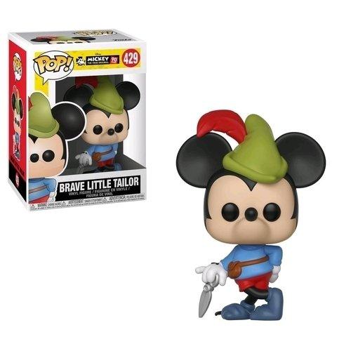 "Фигурка POP! ""Mickey's 90th. Brave Little Tailor"", 10 см недорого"