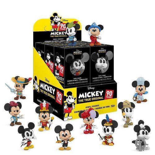 Фигурка Mystery Minis Mickey's 90th, 5 см, в ассортименте цена