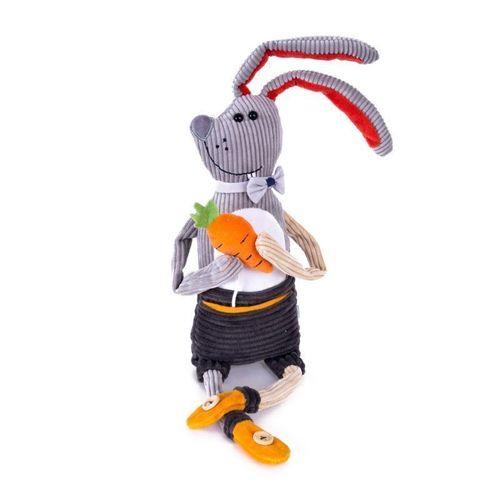 """Мягкая игрушка """"Заяц Генри"""", 21 см стоимость"""
