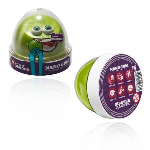 Фото - Жвачка для рук Nano Gum, аромат яблока, 50 г hae soo kwak nano and microencapsulation for foods