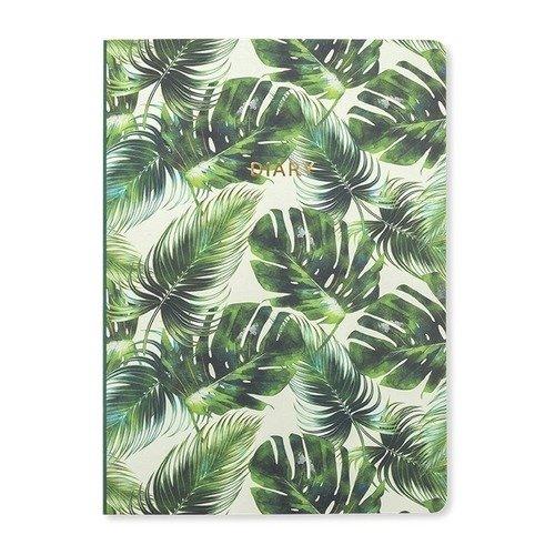 "Планнер на 2019 год ""Tropical Leaf"" А5 эксмо планнер с волшебными мандалами"